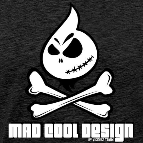 mad cool design - Camiseta premium hombre