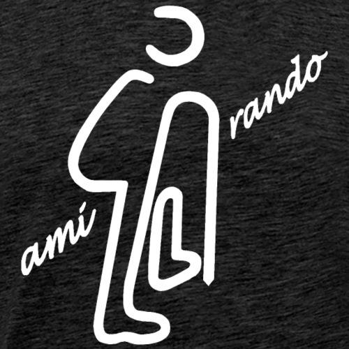 Amirando21 blanc - T-shirt Premium Homme