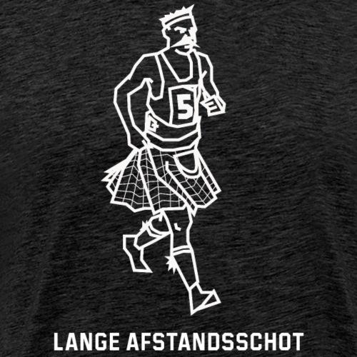 Lange Afstandsschot - Mannen Premium T-shirt