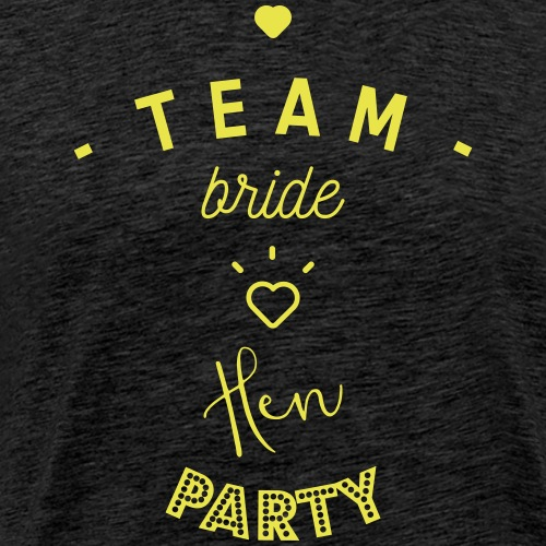 Team bride hen party - T-shirt Premium Homme