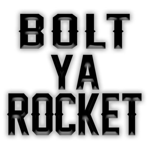 Scottish Banter - Bolt Ya Rocket - Men's Premium T-Shirt