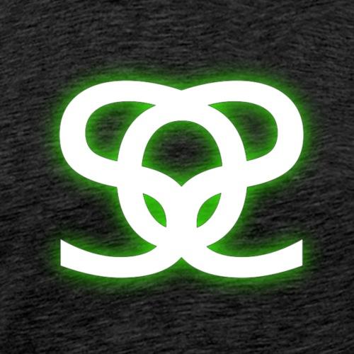 SoS Logo - Männer Premium T-Shirt