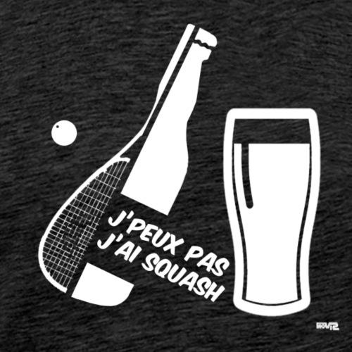 jepeuxpasjaiSquashV2 - T-shirt Premium Homme