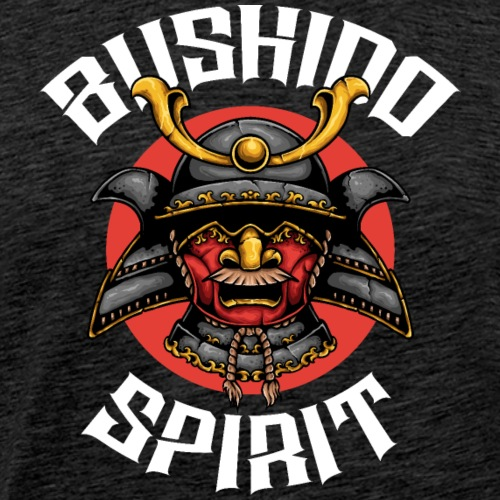 Bushido Spirit - Männer Premium T-Shirt