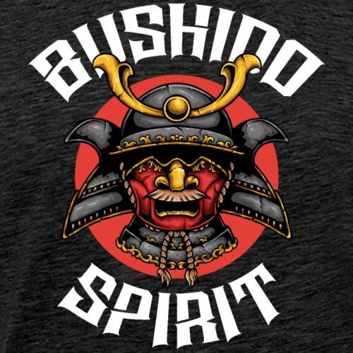 Bushido Spirit - T-shirt Premium Homme