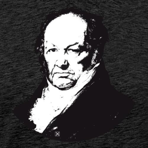 Francisco de Goya - Camiseta premium hombre