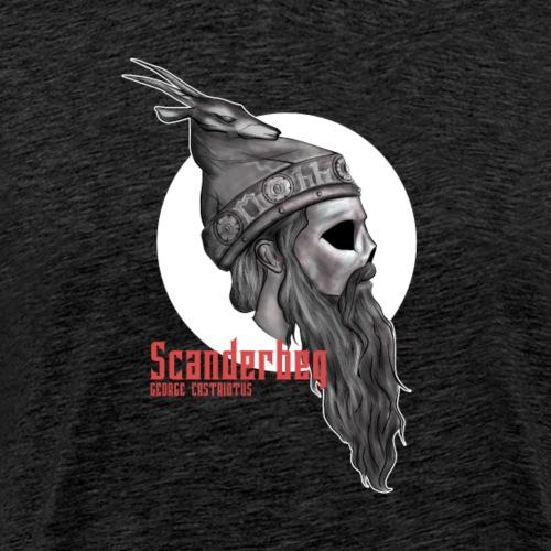 Skenderbeu - Männer Premium T-Shirt