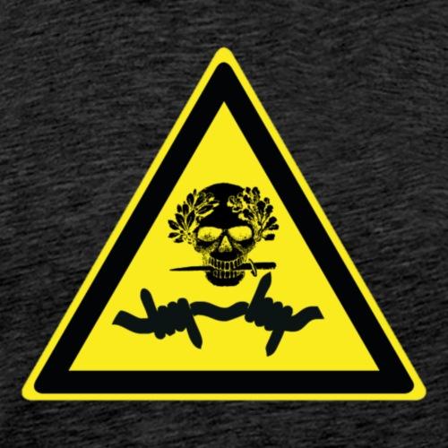 Pericolo: Arditi! - Maglietta Premium da uomo