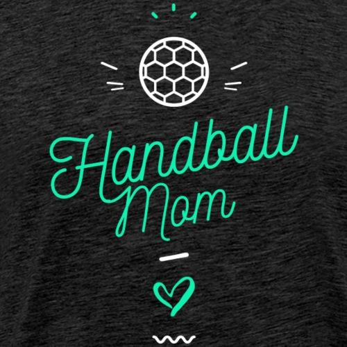 Handball mom - T-shirt Premium Homme