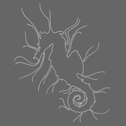 Zeepaardje Seahorse - Mannen Premium T-shirt