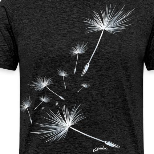 Pusteblume Design 2 - Männer Premium T-Shirt