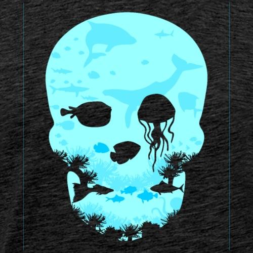 Dead Sea Tshirt ✅ - Men's Premium T-Shirt