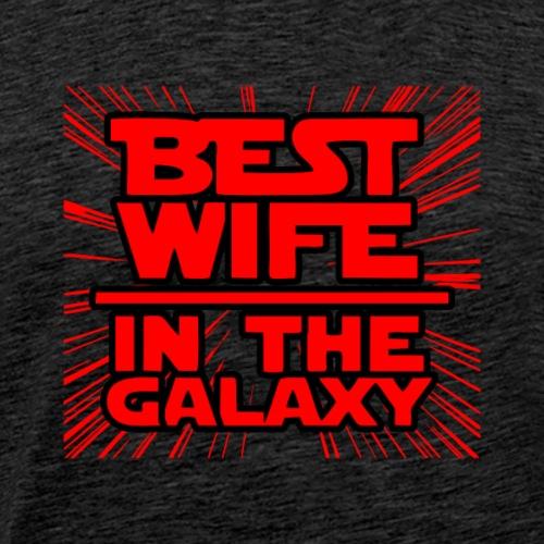 BW3 - Premium-T-shirt herr