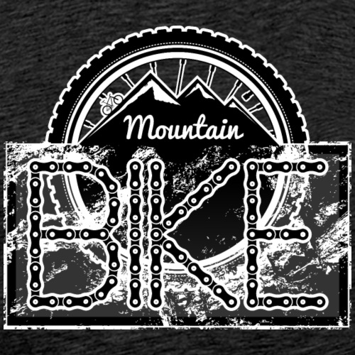 Mountainbike - Männer Premium T-Shirt