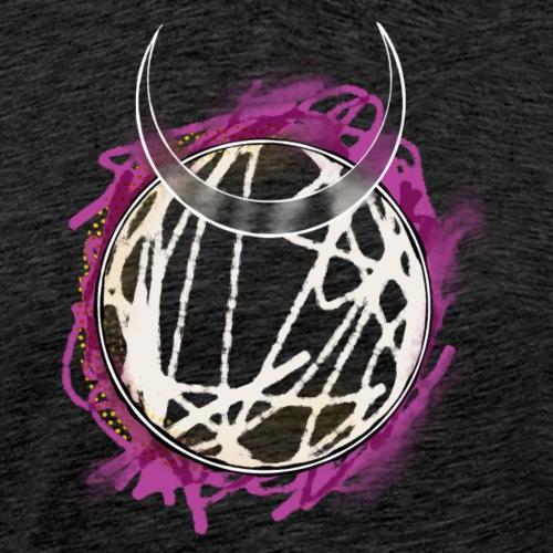 Horned god By The Rawburt & Ejum - Premium-T-shirt herr