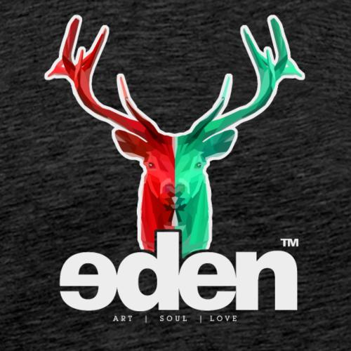 geweihbär EDEN - Männer Premium T-Shirt