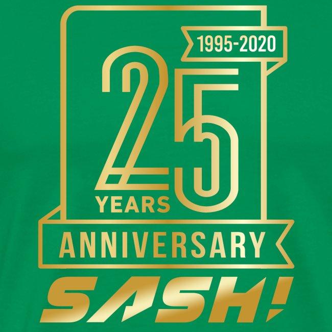 SASH! 25 Years Annyversary