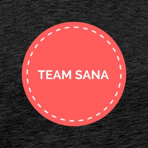 TEAM SANA - Premium T-skjorte for menn