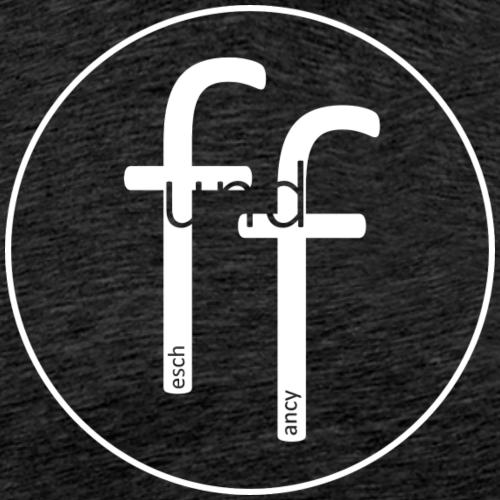 fesch und fancy Logo 2.0 - Männer Premium T-Shirt