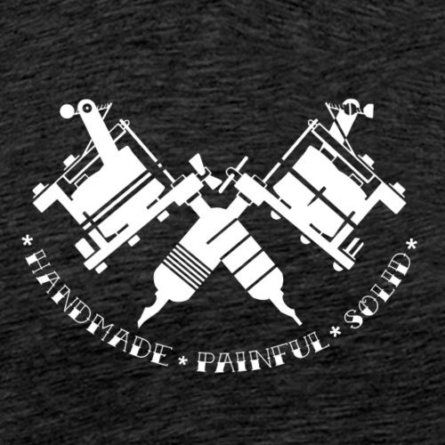 Tattoo Gunz - Männer Premium T-Shirt