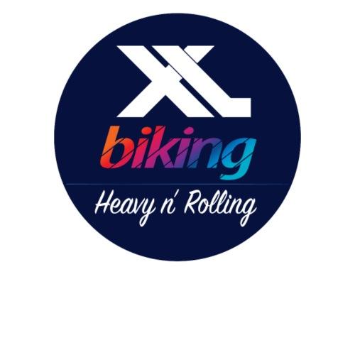 XL Biking - Premium-T-shirt herr