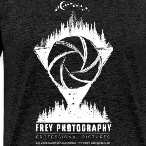 Fotografie oder Fantasy - Männer Premium T-Shirt