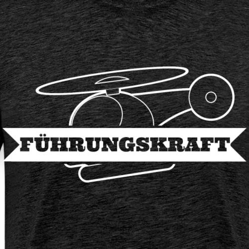 fuehrungskraft_heli_w - Männer Premium T-Shirt