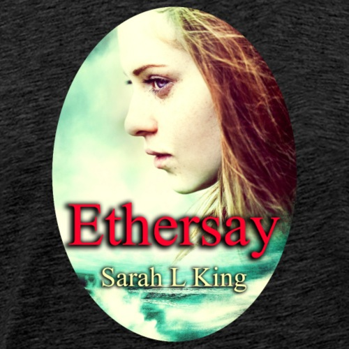 Ethersay Book Cover - Men's Premium T-Shirt