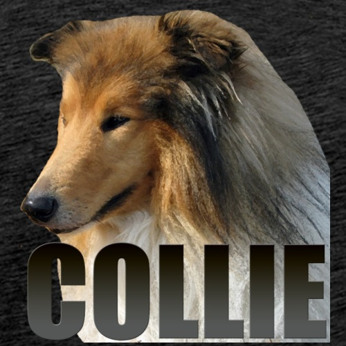 Collie - Premium T-skjorte for menn