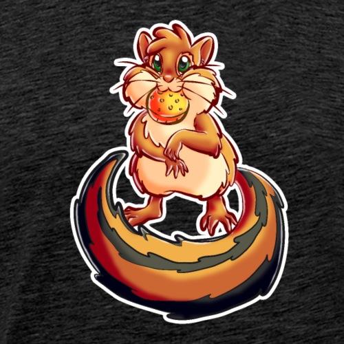 Streifenhörnchen / Chipmunk - Männer Premium T-Shirt