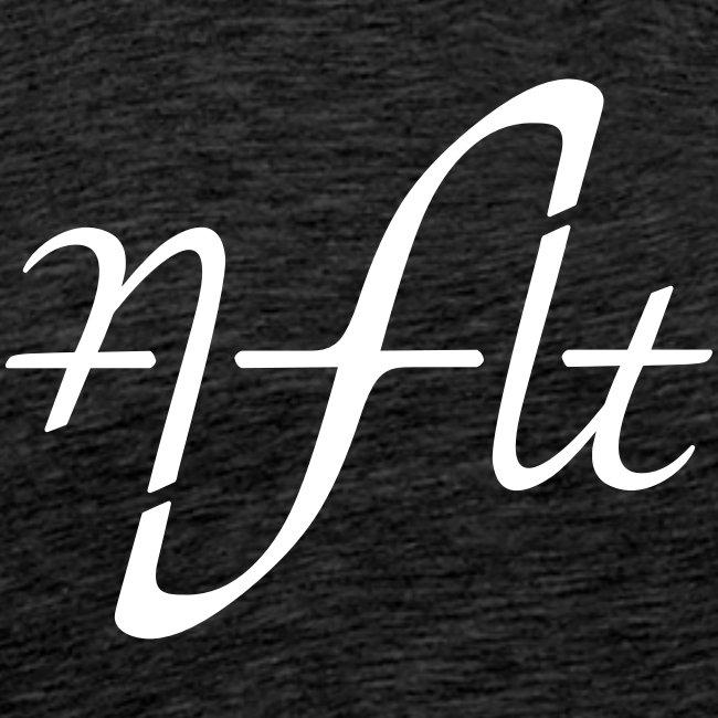 AFLT logo (white)