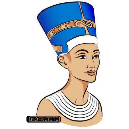 Nefertiti - Nofretete - Männer Premium T-Shirt