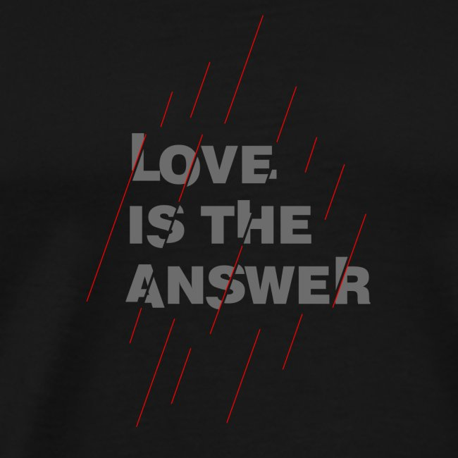 LOVE IS THE ANSWER 2