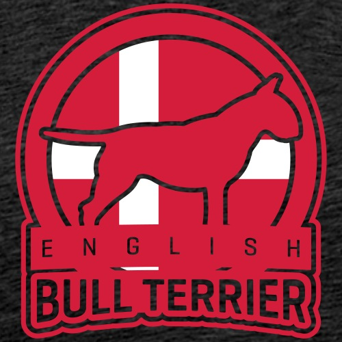BULL TERRIER Denmark DANSK - Männer Premium T-Shirt