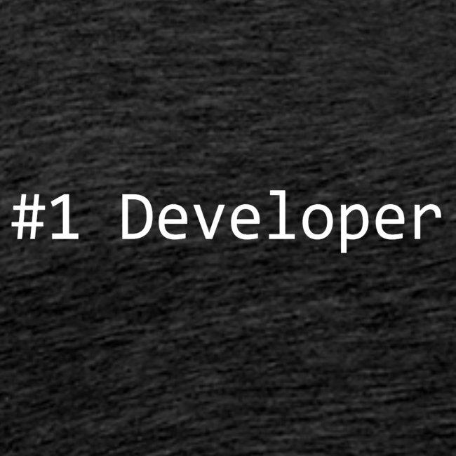 #1 Developer - White