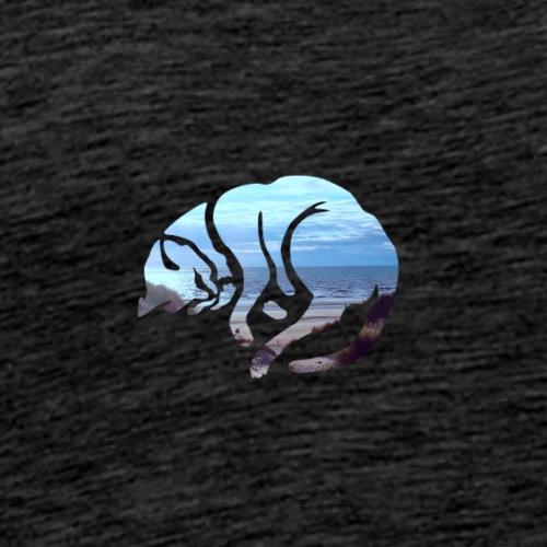 BEACH CAT - Men's Premium T-Shirt