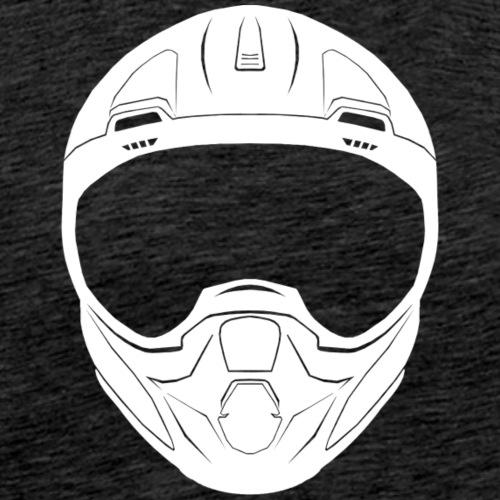CSJG CBR Emblem - Men's Premium T-Shirt