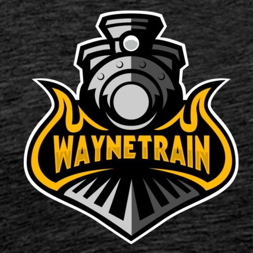 Waynetrain 2017 V1 - Männer Premium T-Shirt