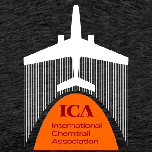 International Chemtrail Association - Männer Premium T-Shirt