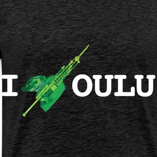 Uilleann Piper Oulu - Classic 2020 - Miesten premium t-paita