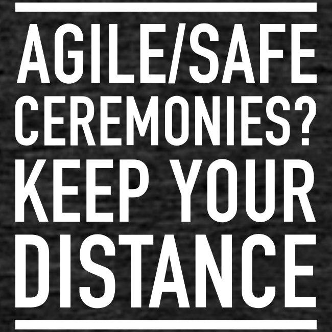 Keep SAFe away
