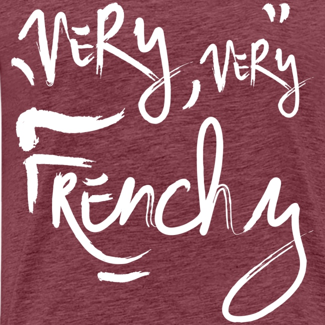 very very frenchy png
