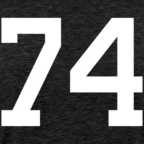 74 SPITZER Julian - Männer Premium T-Shirt