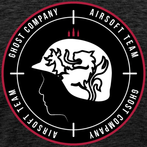 Ghost Company Airsoft - T-shirt Premium Homme