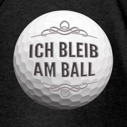 Ich bleib am BALL - Golf - Männer Premium T-Shirt