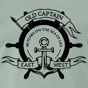 Capitan40 - Men's Premium T-Shirt