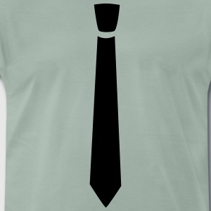Tie normal class - Men's Premium T-Shirt