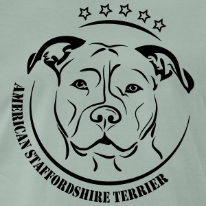 American Staffordshire Terrier - T-shirt Premium Homme