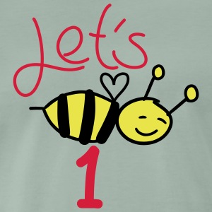 let's bee 1 - Men's Premium T-Shirt