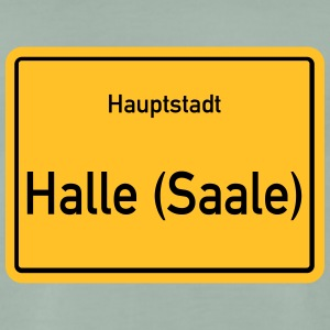 Capital Halle Saale - Men's Premium T-Shirt